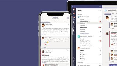 Teams og Connect 3.0