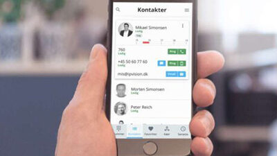Connect App med nyeste features