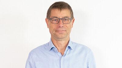 Ansættelse af Lars Røjgaard Andersen