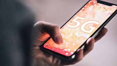 Prøv 5G gratis, når du er klar