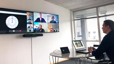 Optimale Teams-møder i mødelokalerne