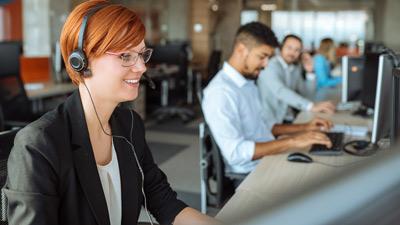 7 forskelle på et call center og et kontaktcenter