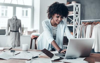 Kontaktcenter til den mindre onlinevirksomhed